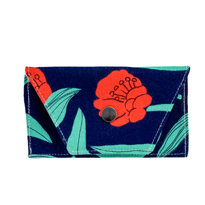 Mini Wallet - My Favorite Flower