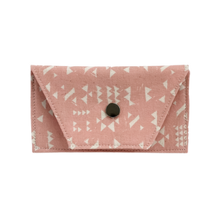 Mini Wallet - Pretty in Pink