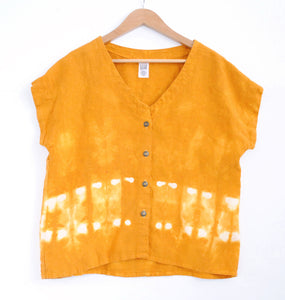 Grown-up - Sunshine Button-down