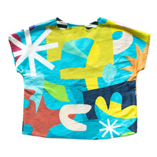 Load image into Gallery viewer, Lilla Barn x Ponnopozz - Playground Organic Cotton Grown-up Top