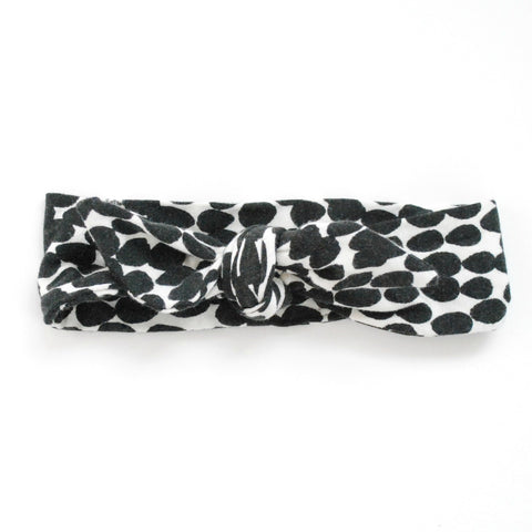 Headband - Black & White