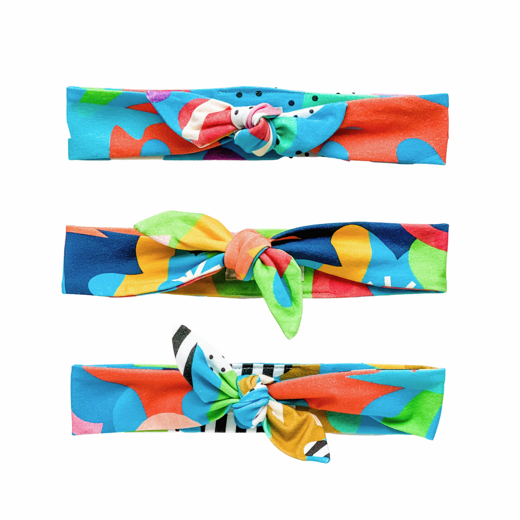 Lilla Barn x Ponnopozz - Headbands for everyone!