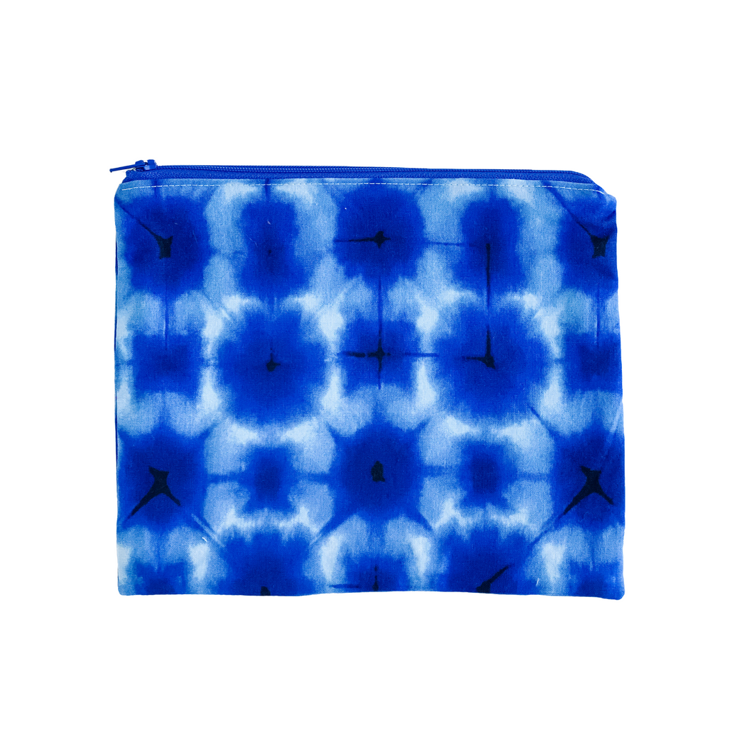 Zipper Pouch - Deep Sea