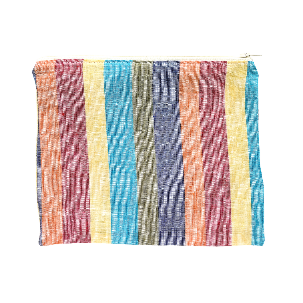 Zipper Pouch - Rainbow