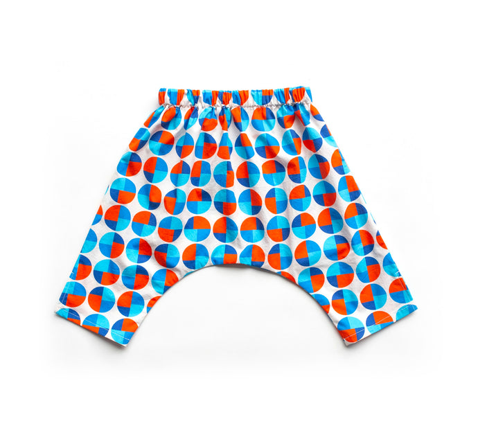 Baby & Toddler Ninja Pants - Swedish Art