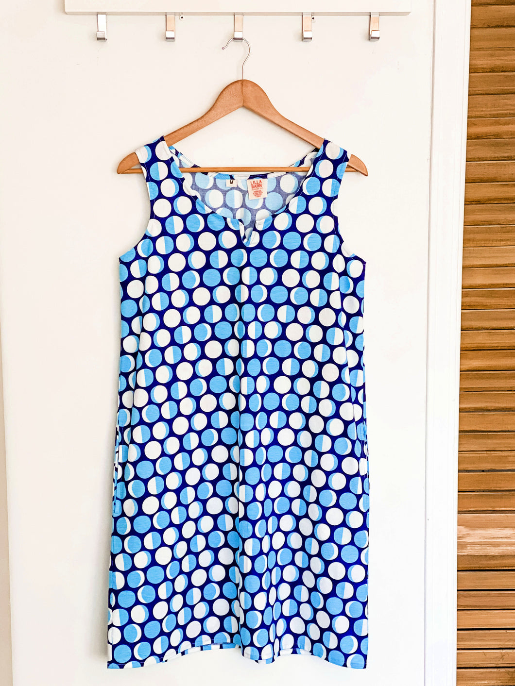 Grown-up Dress - Blue Moon - Size Medium-ish