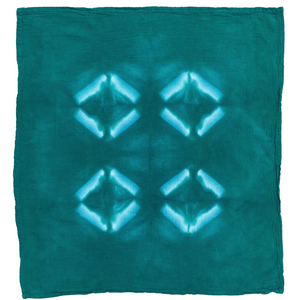 Hand-dyed Tea Towel - Code