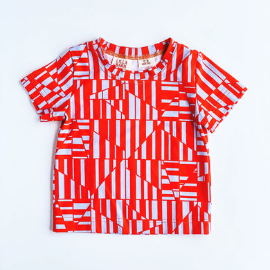 Toddler & Kid Tee - Confetti