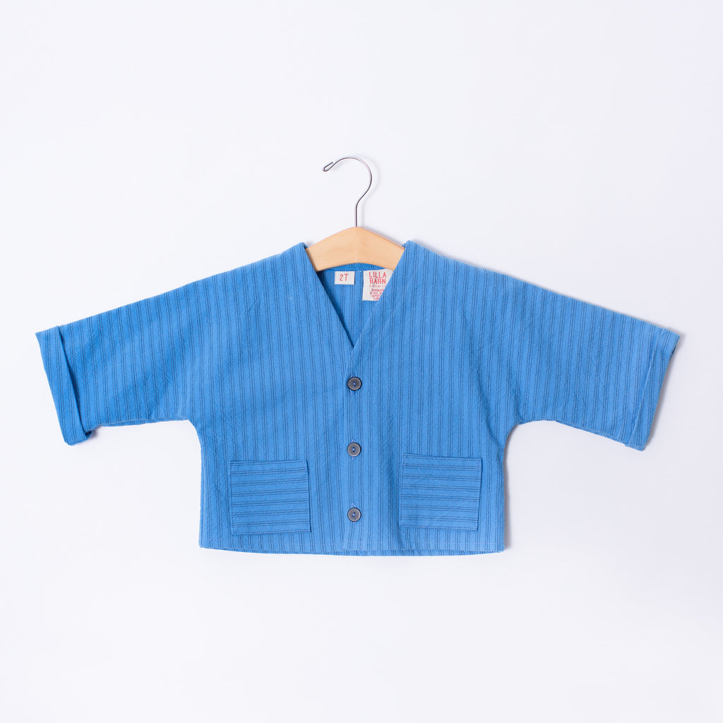 Toddler Jacket - Blue