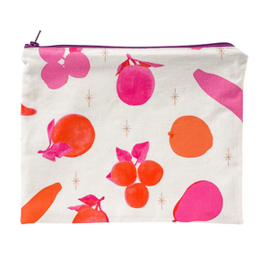 Zipper Pouch - Forbidden Fruit
