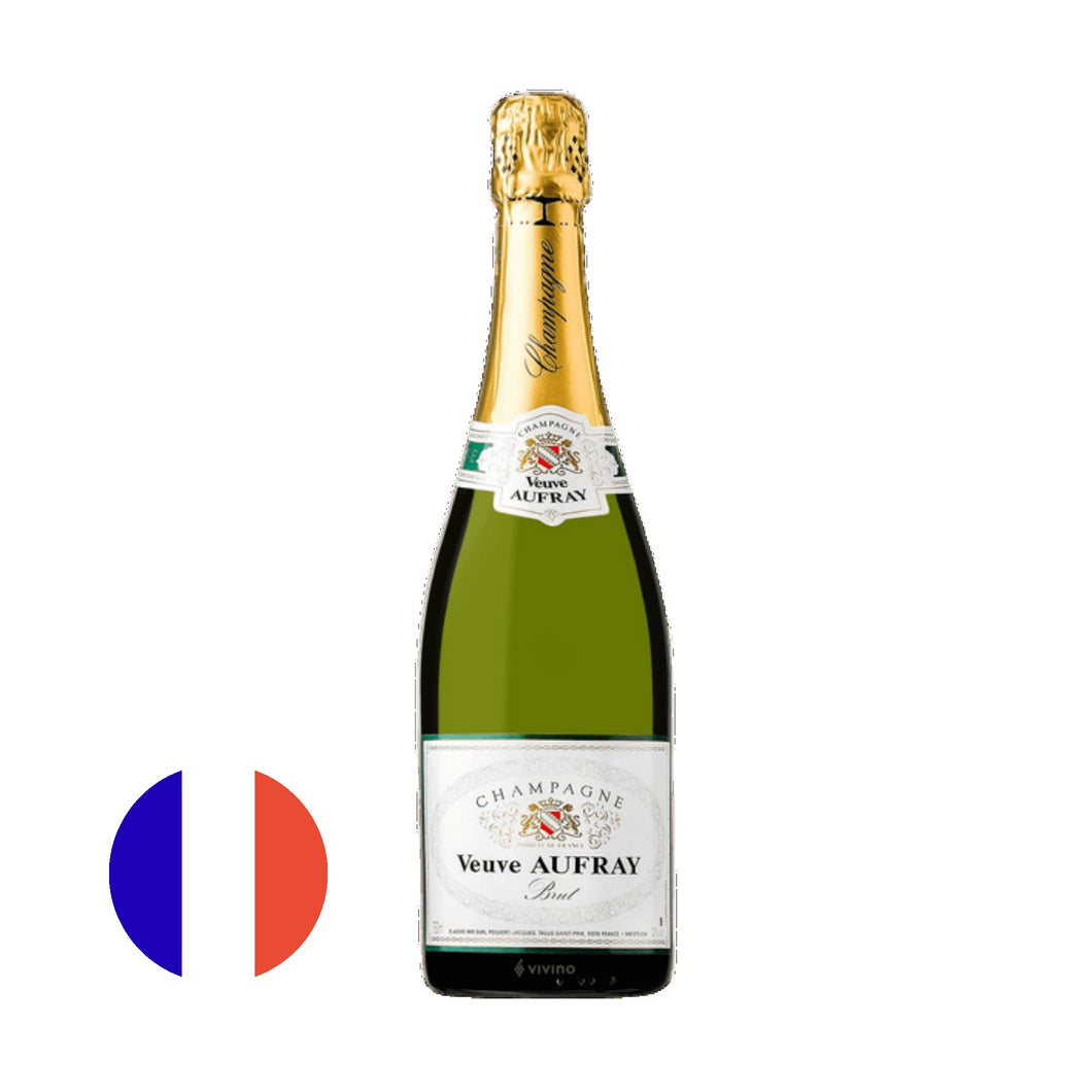 Poliert Jacques Veuve Aufray Brut Champagne NV 750ml