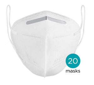 (20) KN95 Masks (Yongtai Sanlian) FDA-Tested