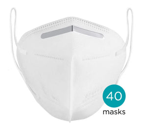 (40) KN95 Masks (Yongtai Sanlian) FDA-Tested