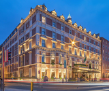 Win a Shelbourne Hotel Dublin Voucher with Food Village