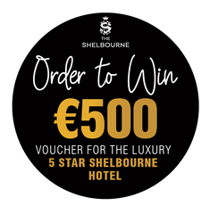 WIN A €500 VOUCHER FOR THE LUXURY 5 STAR SHELBOURNE HOTEL DUBLIN WITH FOOD VILLAGE