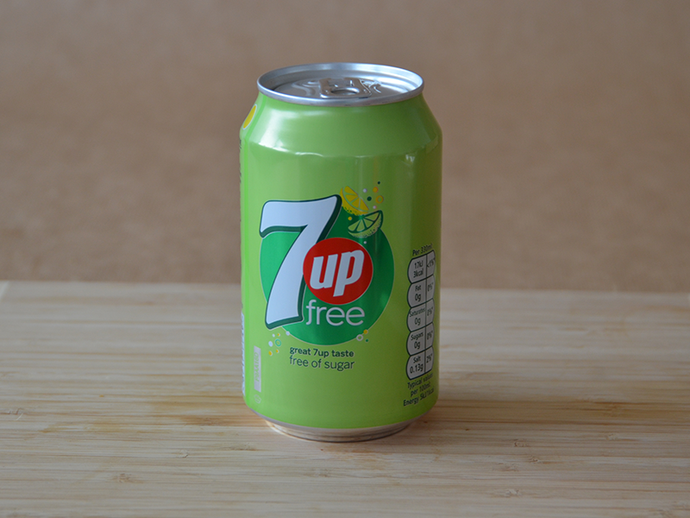 7-UP Free - Food Village