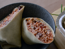 Load image into Gallery viewer, Wholesale Bean Burrito - Food Village