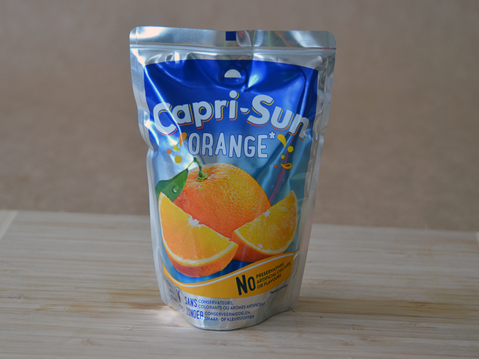 Capri-Sun - Food Village