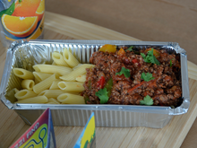 Load image into Gallery viewer, Kids Beef Bolognese & Pasta - Food Village