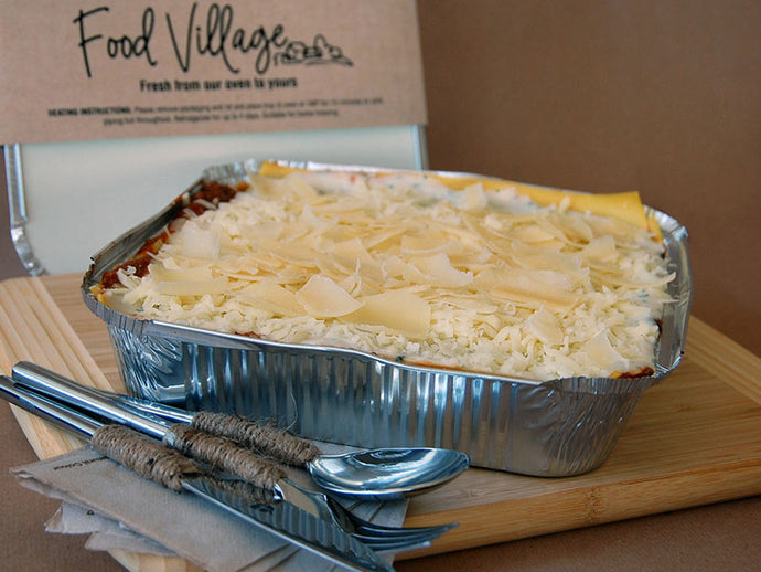 Beef Lasagne - Family Size - Food Village