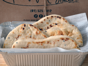 Naan Bread - Food Village