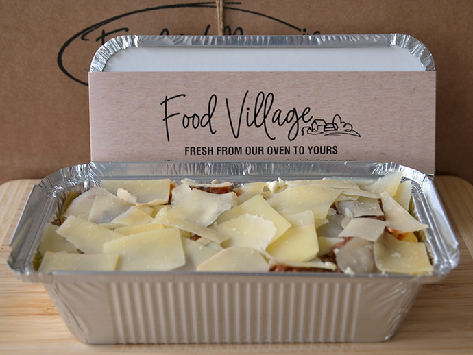 Wholesale Beef Lasagne and wedges - Food Village