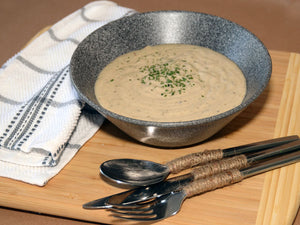 Wholesome Creamy Mushroom Soup - Food Village