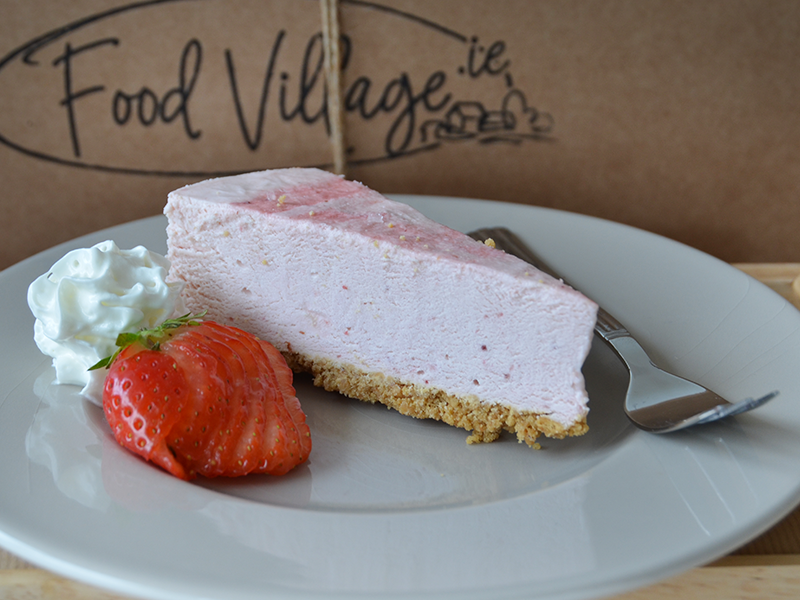 Strawberry Cheesecake - Food Village