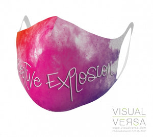 COVID Mask by Visual Versa