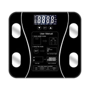 Body Fat Scientific Smart Bluetooth LED Floor Scale