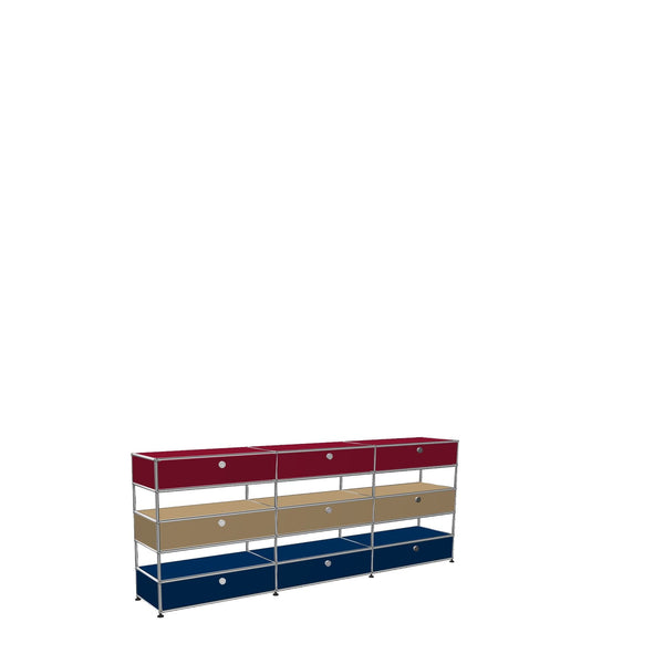 Drawer Credenza - Storage- USM-ONE 52 Furniture
