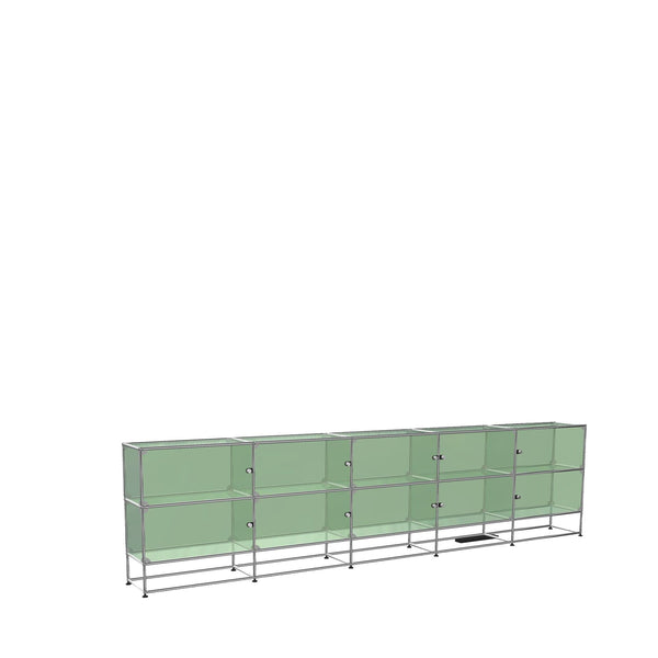 Glass showcase xlarge - Storage- USM-ONE 52 Furniture