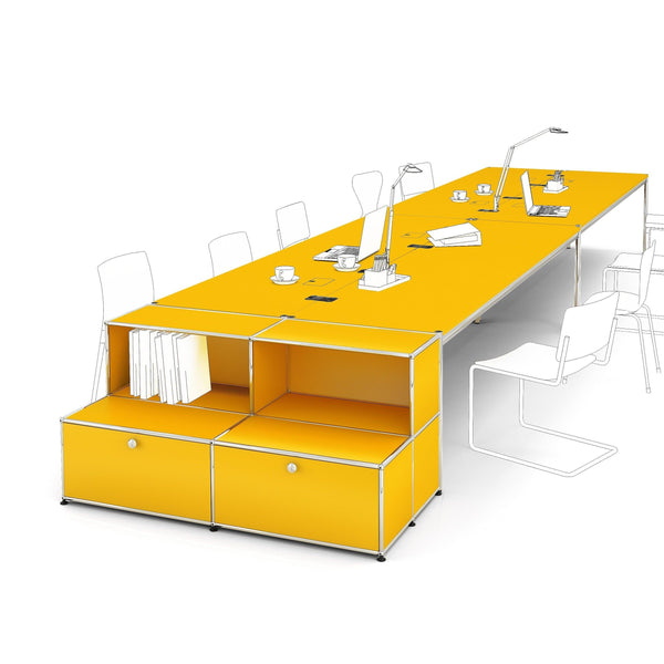 Haller System, Sideboard - Storage- USM-ONE 52 Furniture