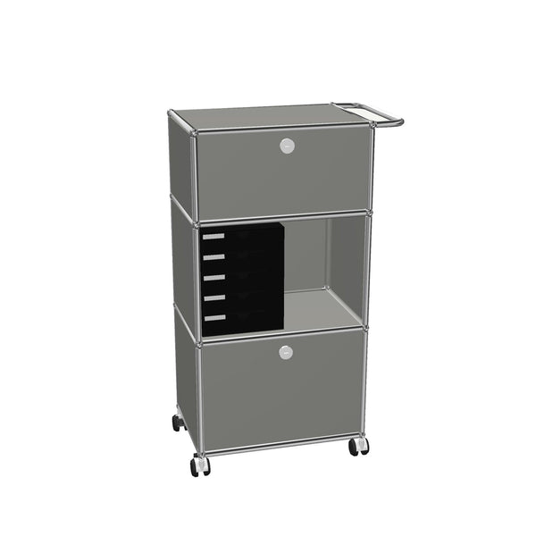 Haller System, Office Caddy - Storage- USM-ONE 52 Furniture