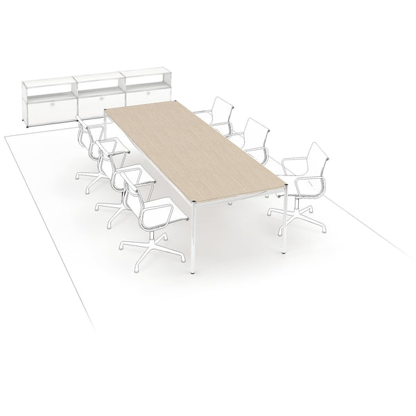 Haller Table Classic, Rectangular Collab Table - Tables- USM-ONE 52 Furniture