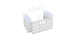 Coffee Counter - Storage- USM-ONE 52 Furniture