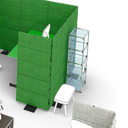 Office Glass Display - Storage- USM-ONE 52 Furniture