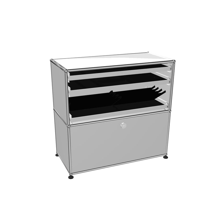 Office Storage Cabinet - Storage- USM-ONE 52 Furniture