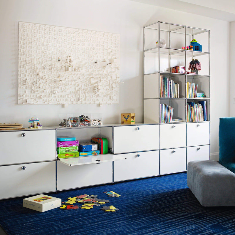 Haller System, Play Room Shelving - ONE 52 Furniture