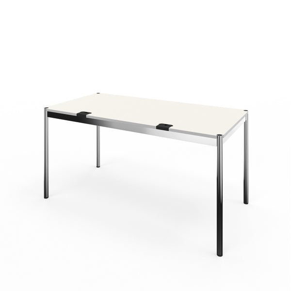 USM Haller Table Plus, Office Desk - Tables- USM-ONE 52 Furniture
