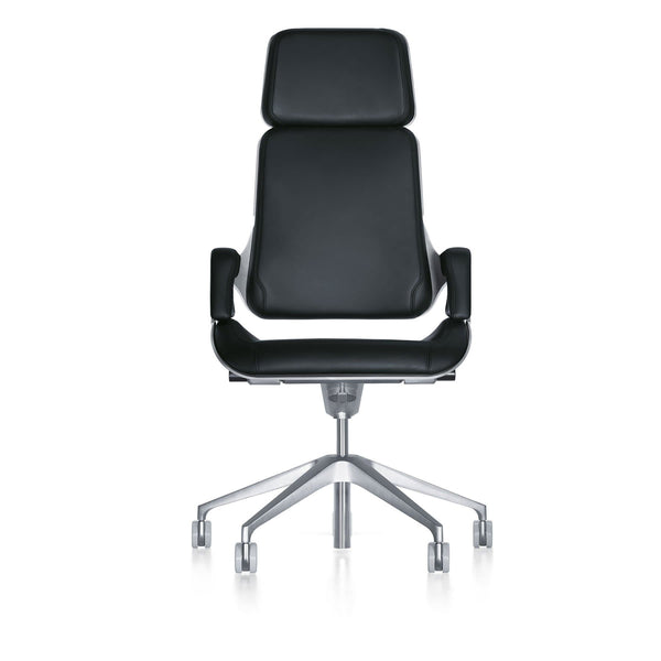 Silver Chair High Swivel - Office Chairs- Interstuhl-ONE 52 Furniture