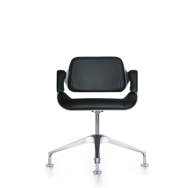 Silver Chair Low Conference Chair - Office Chairs- Interstuhl-ONE 52 Furniture