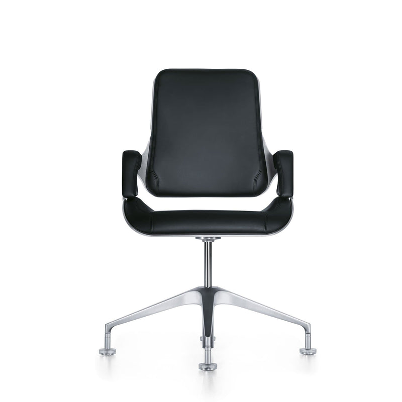Silver Chair Medium Conference Chair - Office Chairs- Interstuhl-ONE 52 Furniture