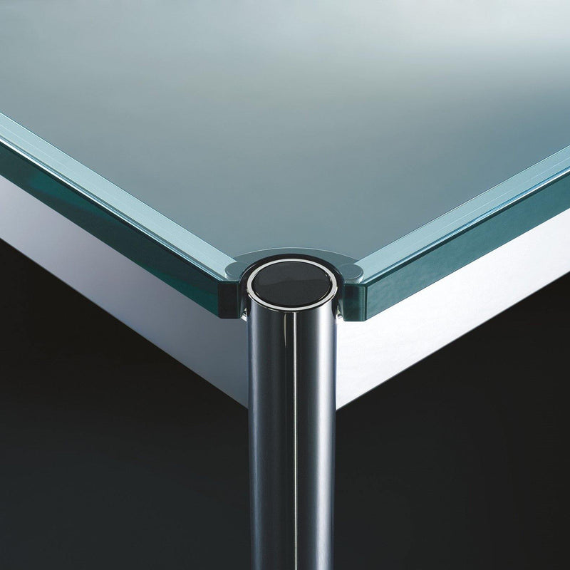 Haller Table Classic, Glass Coffee Table - Tables- USM-ONE 52 Furniture