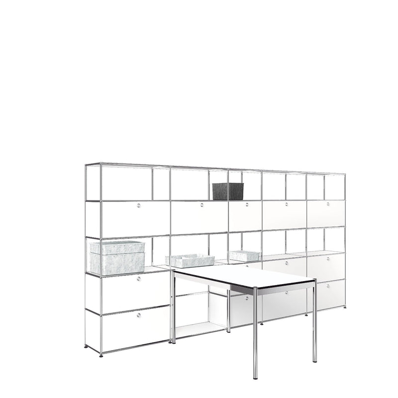 Haller System, Shelving - Storage- USM-ONE 52 Furniture
