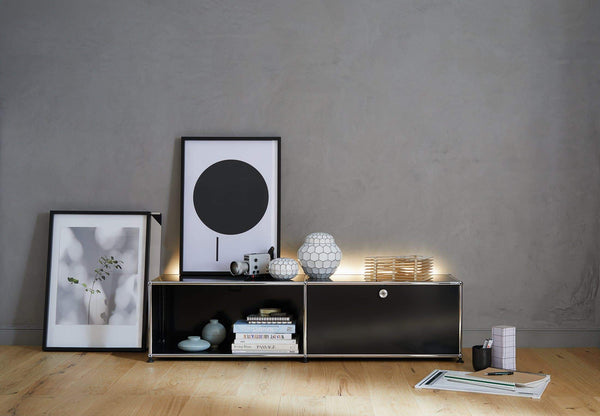 Lounge Credenza - Storage- USM-ONE 52 Furniture