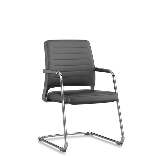Vintage Chair Cantilever Frame Low Chair - Office Chairs- Interstuhl-ONE 52 Furniture