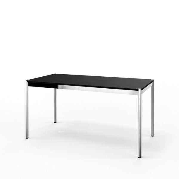 Haller Table Classic, Black Executive Table - Tables- USM-ONE 52 Furniture