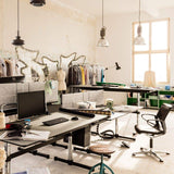Kitos M Plus, Workstation Table - Tables- USM-ONE 52 Furniture