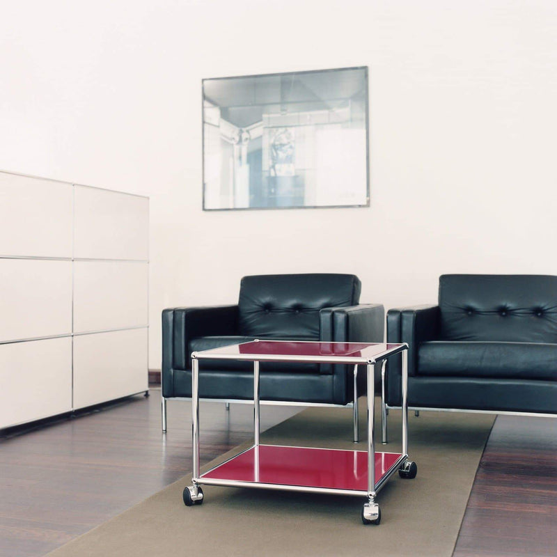 Haller System, Mobile coffee table - Tables- USM-ONE 52 Furniture